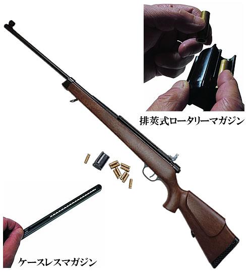 ボルト アクション スナイパー ライフル